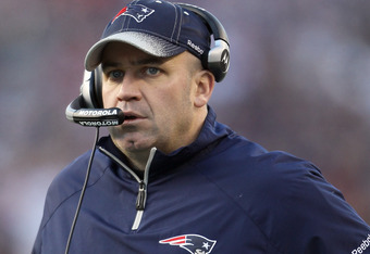Bill O'Brien directed a Patriots offense that broke three individual records.