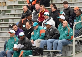 Every Senior Bowl practice is viewed by scouts and coaches