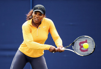 Will Serena go all the way or have another meltdown?