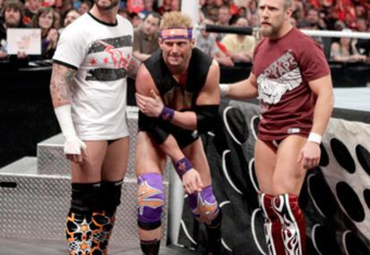 CM Punk, Zack Ryder, and Daniel Bryan have done little to help the cause in terms of RAW ratings.  In fact, this Holy Trinity of Internet favorites have hurt the cause.