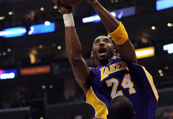 Averaging 32 points a game may not be enough for Kobe to lead the Lakers to Championship.