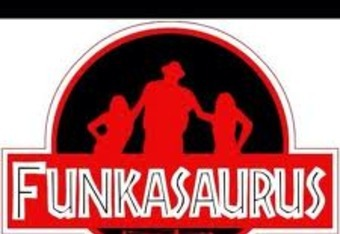 Just like the dinosaurs, Funkasaurus will die one day.