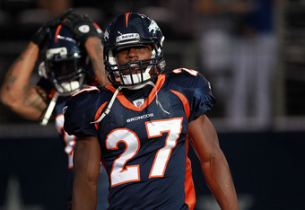 Is Knowshon done in Denver?
