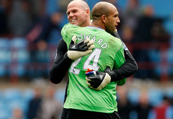 Tim Howard and Brad Friedel have been full-time starters in the Premier League