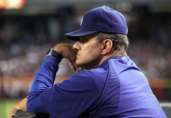 He may never manage the club, but Joe Torre's baseball mind will never stop working.
