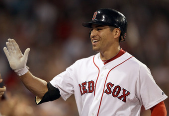 Jacoby  Ellsbury could have some new neighbors patrolling the outfield next to him on opening day 2012.
