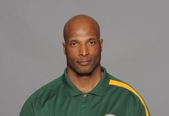 GREEN BAY, WI - CIRCA 2011: In this handout image provided by the NFL,  Winston Moss of the Green Bay Packers poses for his NFL headshot circa 2011 in Green Bay, Wisconsin.  (Photo by NFL via Getty Images)