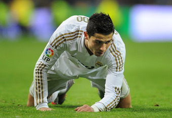 Ronaldo symbol of Real Madrid