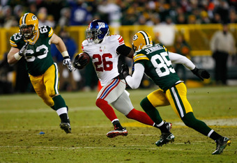 Antrel Rolle has taken it upon himself to do nothing but belittle his opposition and boost his team up this week.