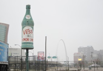 Prized Bottle District- St. Louis, MO