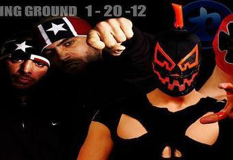 Time for Chikara to MAN UP!
