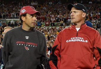 Todd Haley was tipped to return to the Arizona Cardinals, or New York Jets, but both positions seem increasingly unlikely.