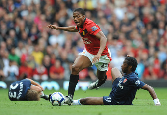 Antonio Valencia has been fantastic with Man United this season