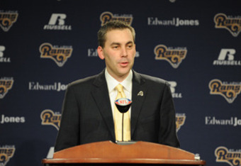 Kevin Demoff- Rams Chief Operating Officer/Vice President of Football Operations