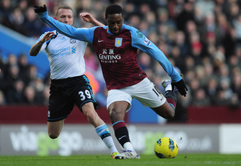 N'Zogbia needs to start creating more chances for Villa's frontmen