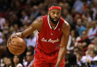 Baron Davis will return from injury and assume the starting point guard position.