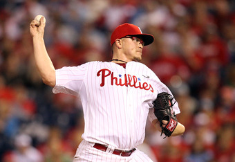 Worley does not have to match his numbers from last season to find success as the Phillies' fourth or fifth starter this season.