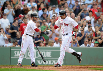 The tandem of Dustin Pedroia and Adrian Gonzalez will need to lead the charge in 2012.