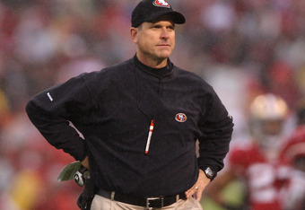 Jim Harbaugh revived a good but dormant team.