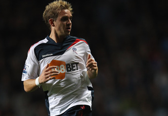 Holden has been a star at Bolton since joining in 2010