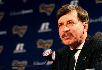 Rams Owner Stan Kroenke