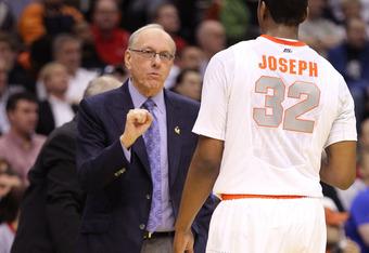 Jim Boeheim will need Kris Joseph to lead Syracuse down the stretch.
