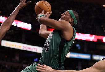 Paul Pierce's play the past week likely makes him a valuable trade commodity.