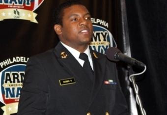 Navy '11 Grad QB Ricky Dobbs (K.Kraetzer)
