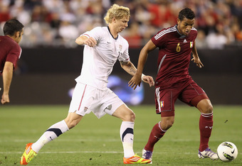 Brek Shea is a future star of the national team