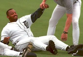 Cecil Fielder, Photo Credit: Life.com