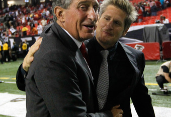 Blank and General Manager Thomas Dimitroff