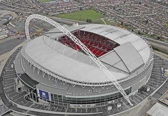Wembley Stadium- London