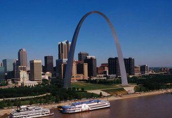 Gateway Arch- St. Louis, MO
