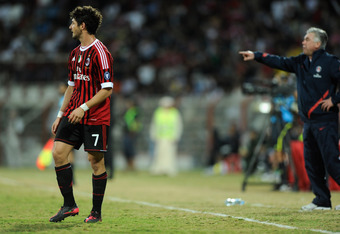 Pato's decision to not join Carlo Ancelotti and PSG prevented Tevez from moving to AC Milan