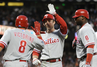 Victorino, Utley and Howard all transitioned succesfully into becoming All-Star major leaguers