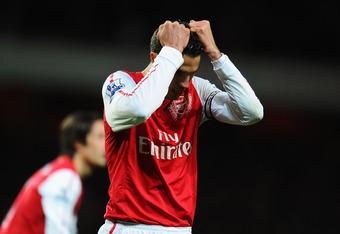 van Persie - Arsenal v Manchester United