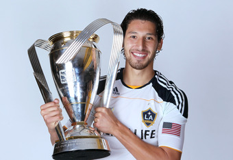 Omar Gonzalez will be out for a bulk of the 2012 MLS season due to an ACL tear.