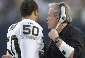 Raiders defensive coordinator Chuck Bresnahan probably won't return to team in 2012