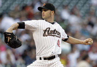 After taking one small step forward for Philadelphia, J.A. Happ took one giant leap backward for Houston in 2011.