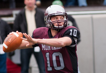 Montana QB Jordan Johnson will lead the Grizzlies again in 2012