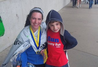 Run Mommy Run says it all after last years Boston event.