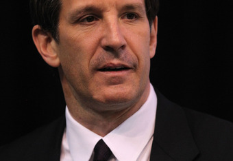 Brendan Shanahan is the new Sheriff in the NHL.