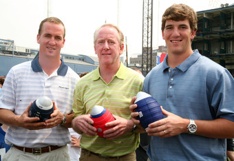 The 3 Manning QBs: Peyton, Archie and Eli