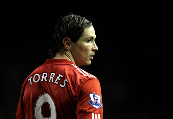 Fernando Torres was formerly a red.