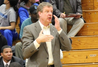 Iona Coach Tim Cluess (K.Kraetzer)