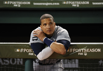 Victor Martinez could be the odd man out in Motown going forward