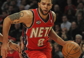 The Nets Deron Williams could use someone like Ariza.