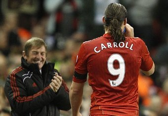 Andy Caroll, Liverpool's giant flop.