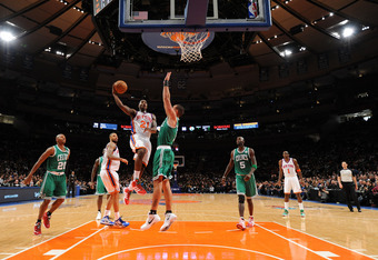 The Christmas day win against the Celtics seems like a lifetime ago for the Knicks.