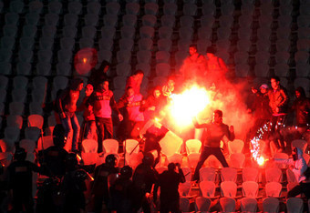 Ultras have had a hold on Egyptian football for almost a year now.